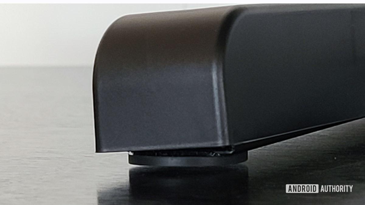 FlexiSpot M7B Review Standing Desk Converter Wobbly Side