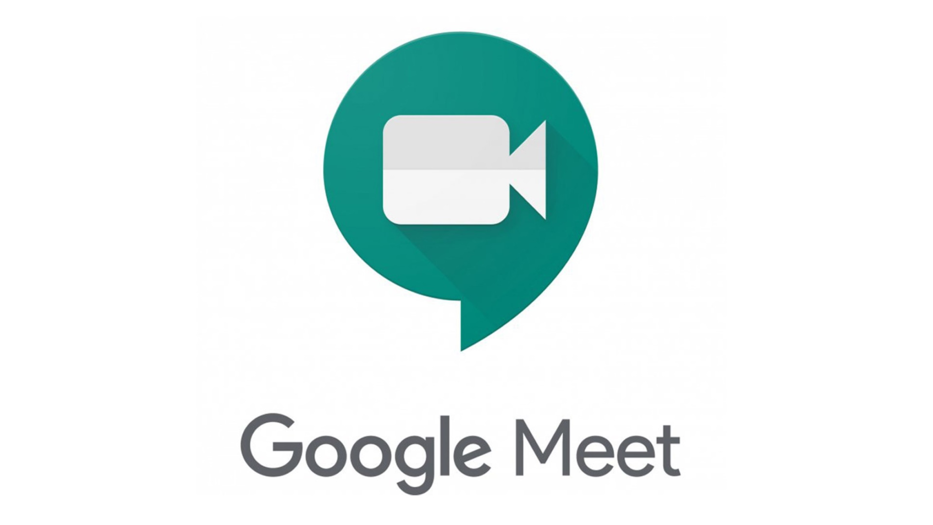 What is Google Meet - Logo