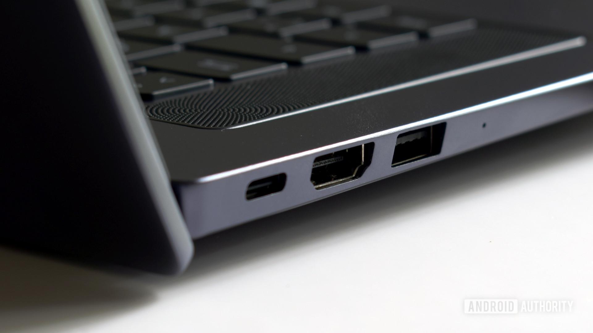 Honor MagicBook Pro USB C