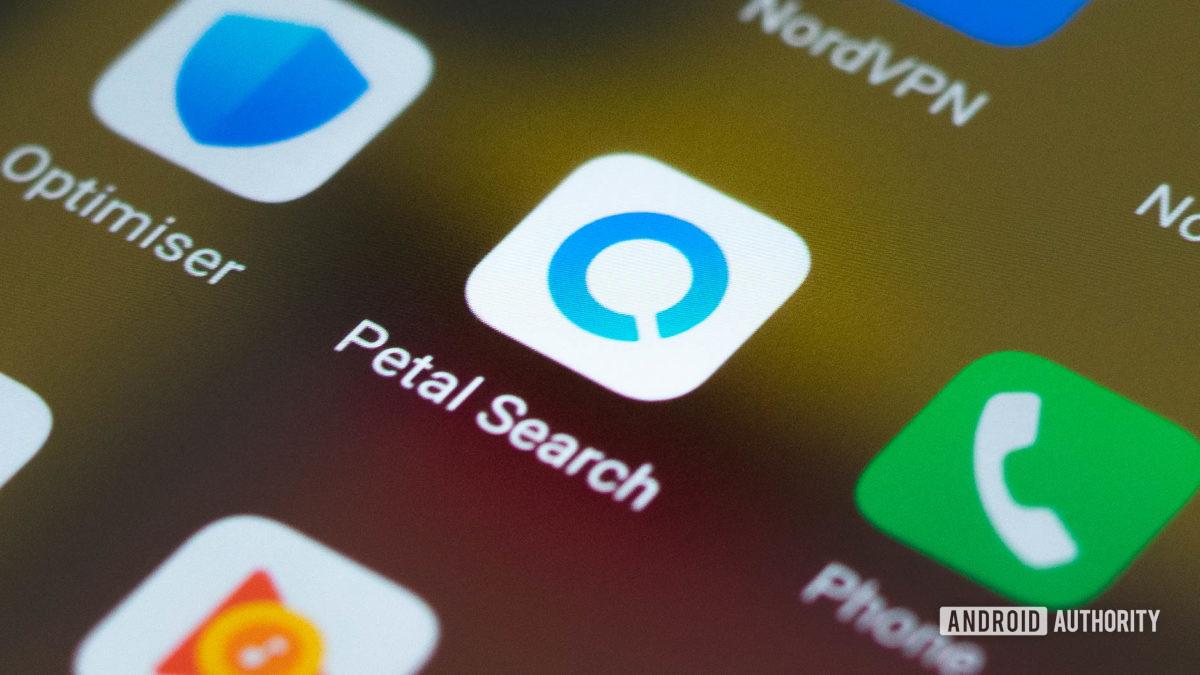 Petal Search icon