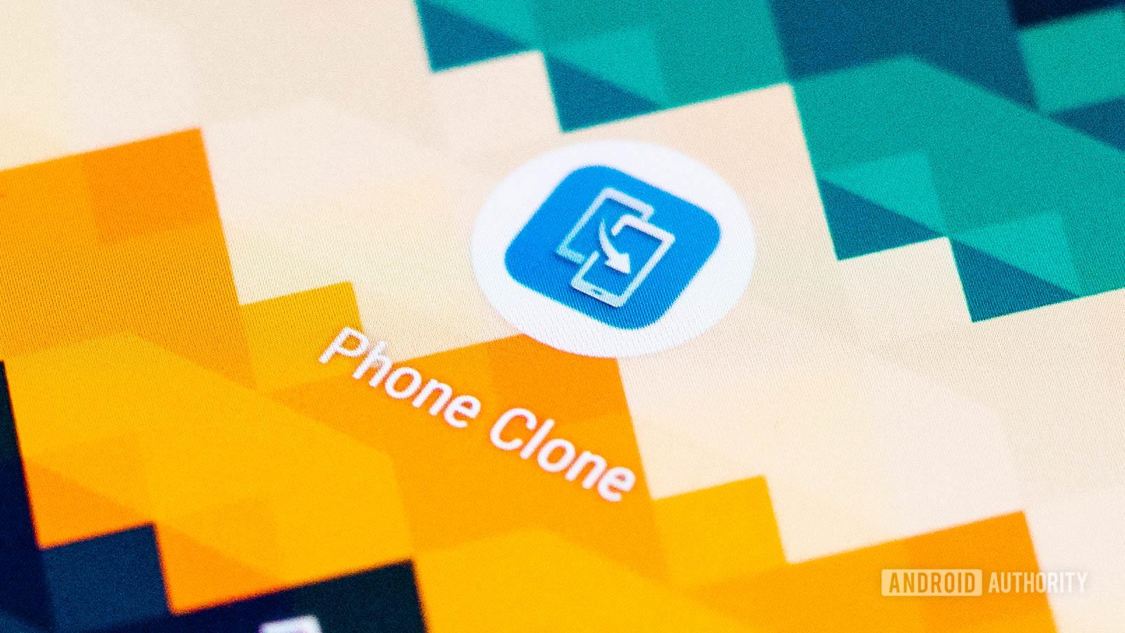 OnePlus Home screen