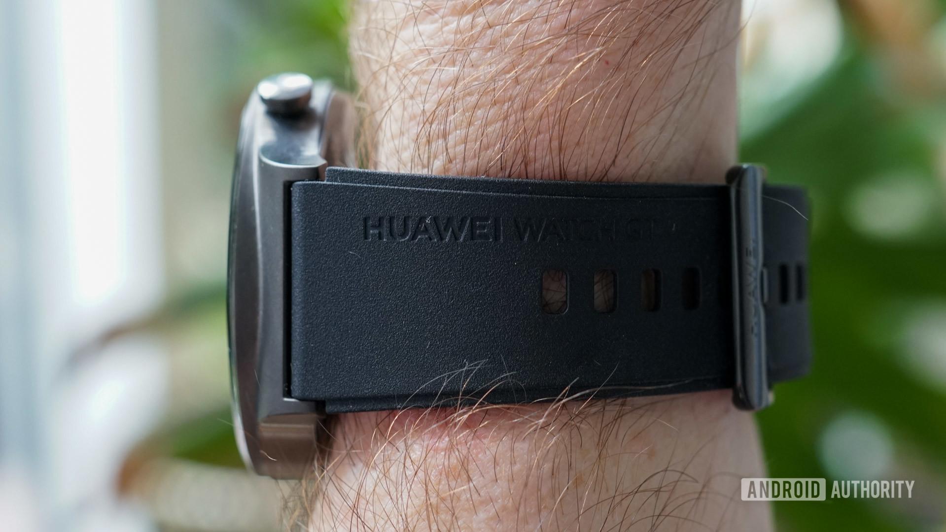 Huawei Watch GT 2 Pro smartwatch strap