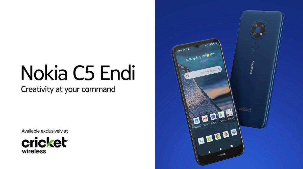 cricket wireless c5 endi
