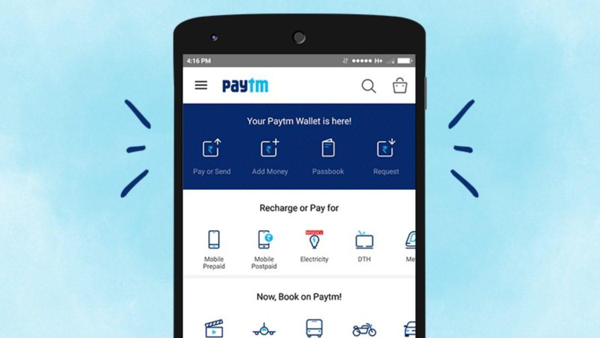 Paytm app image