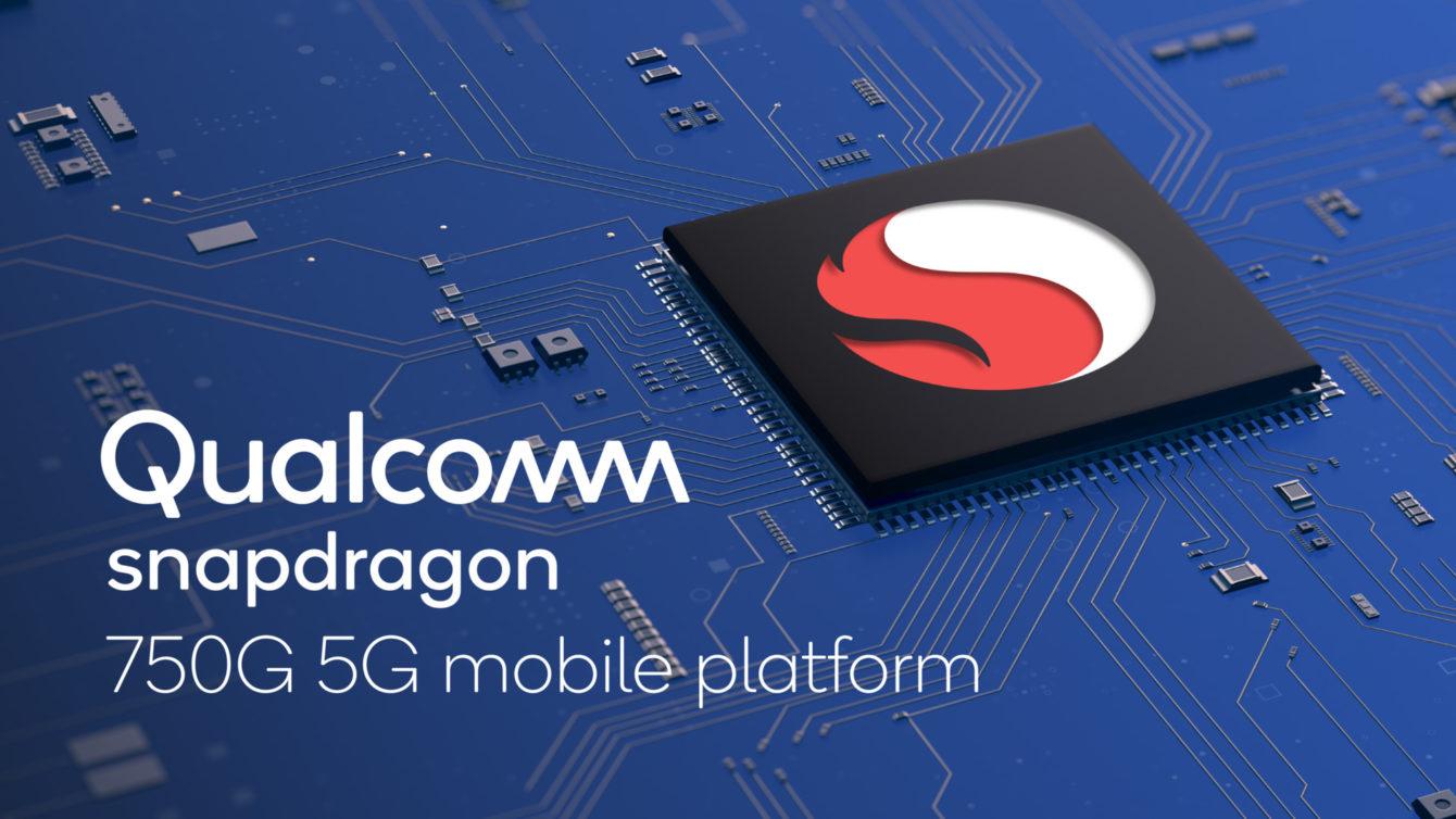 Snapdragon 750G Processor Qualcomm Image