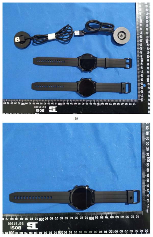 Realme Watch S Pro FCC 1