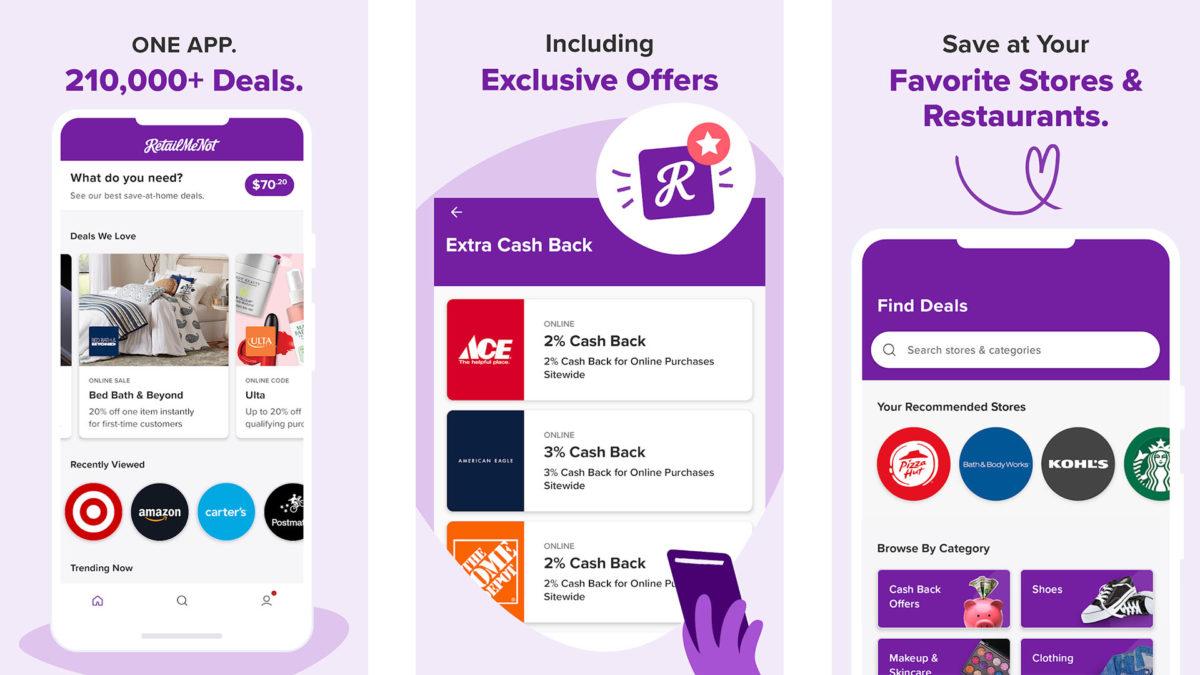 RetailMeNot screenshot 20221