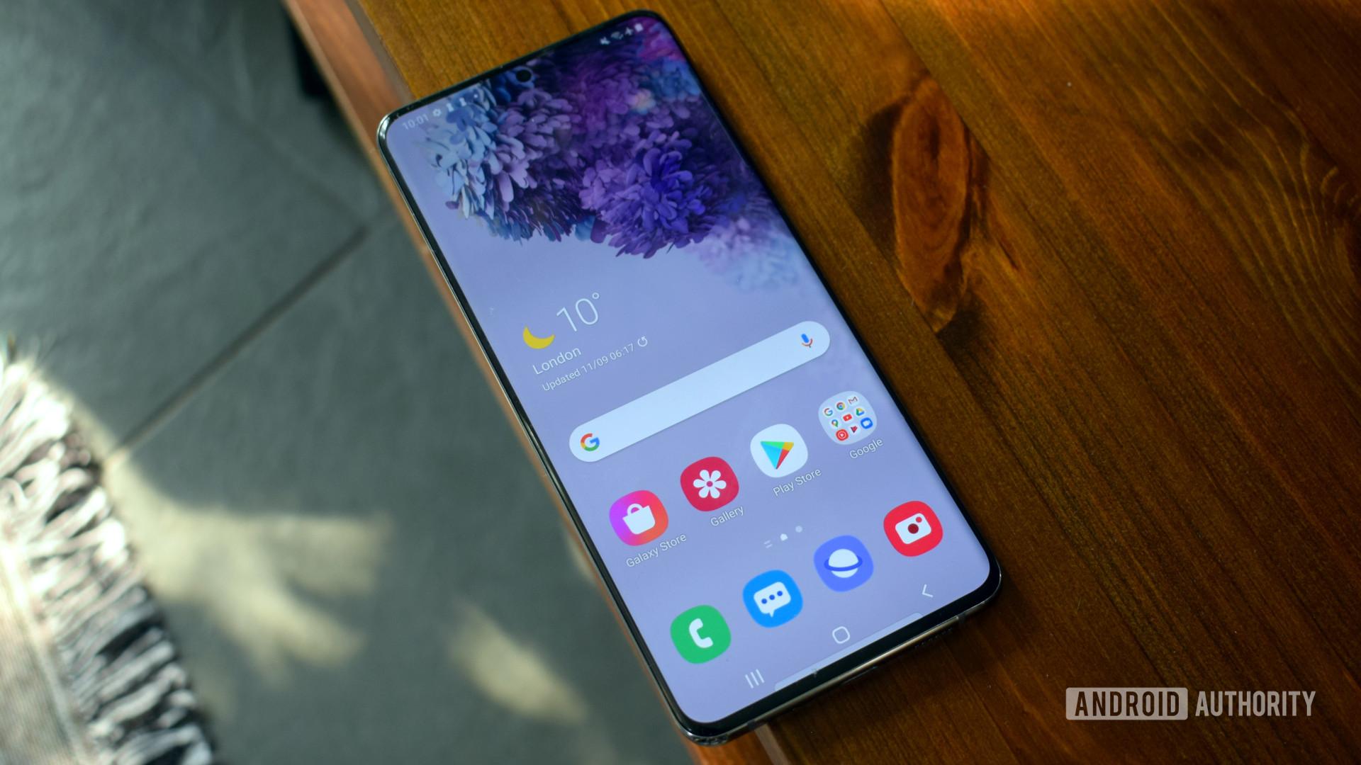 Samsung Galaxy S20 Plus One UI