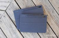 Samsung Galaxy Tab S7 together on wood