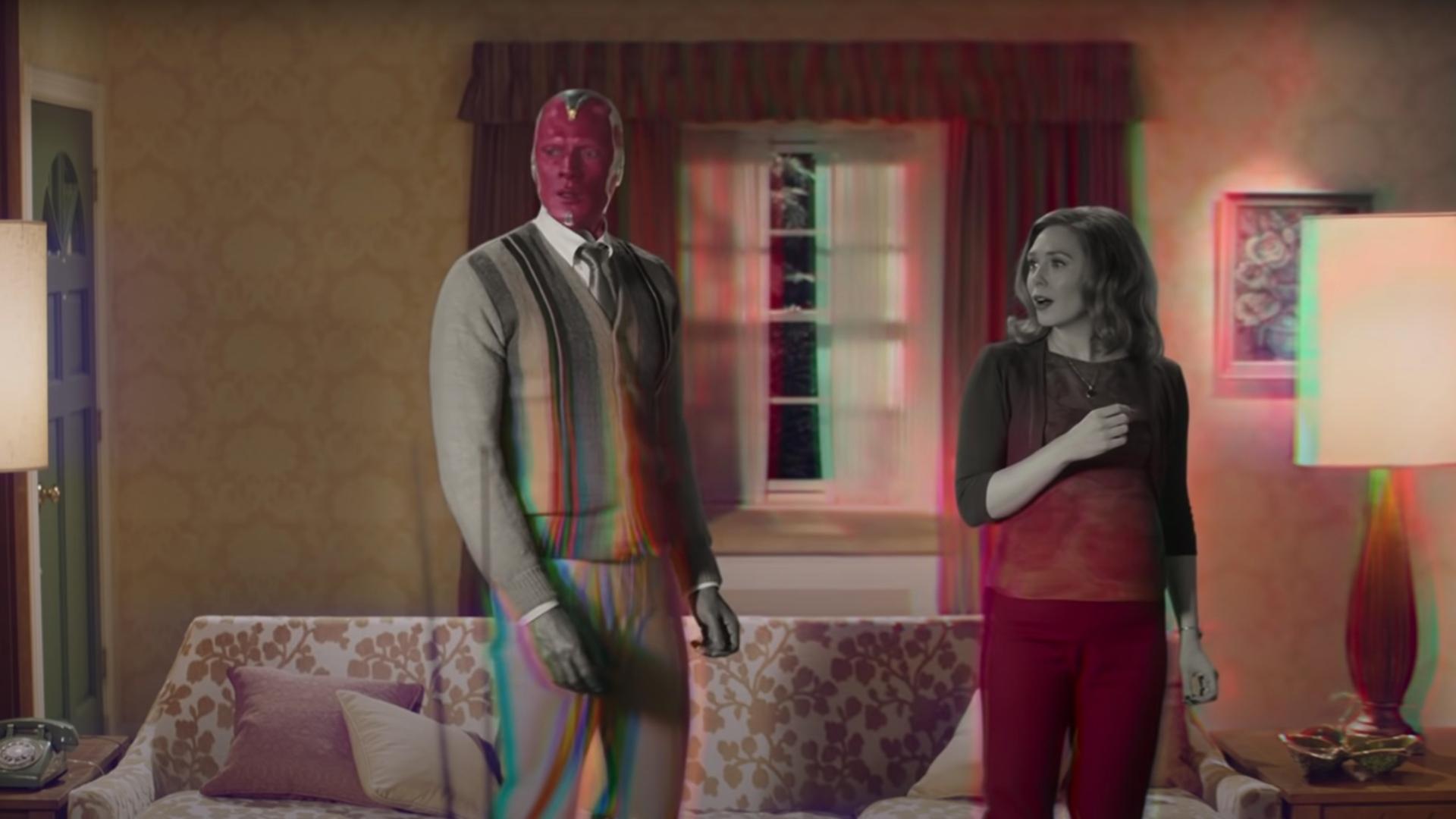 WandaVision season 2 Trailer Screenshot