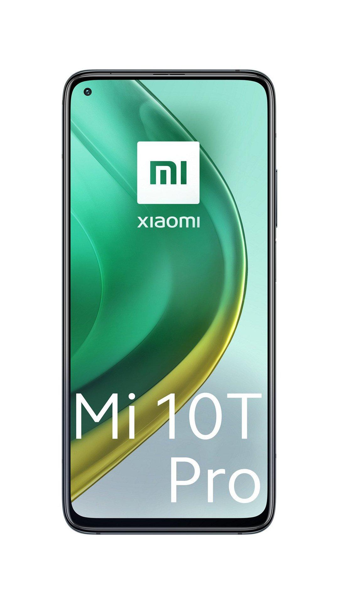 Xiaomi Mi 10T Pro render leak showing display