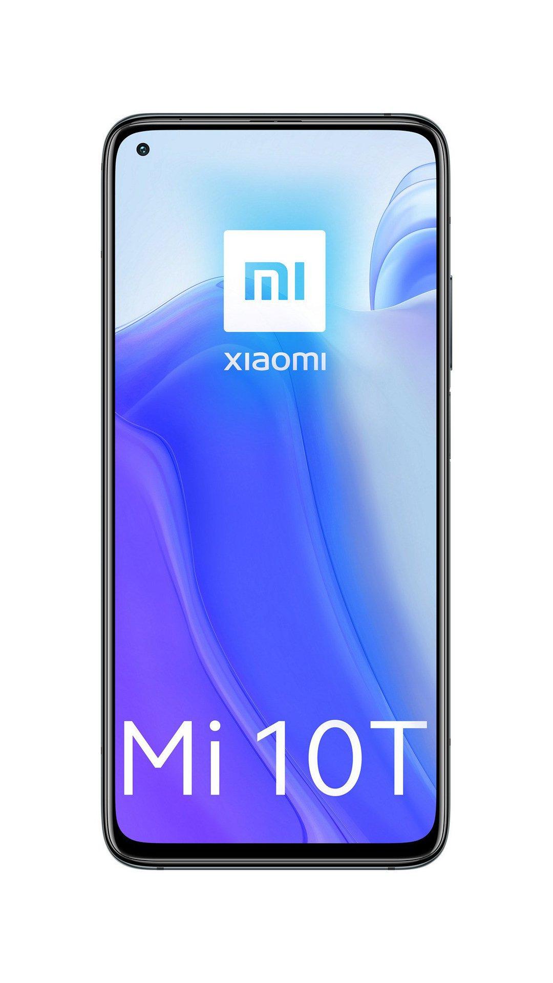 Xiaomi Mi 10T Render leak showing display