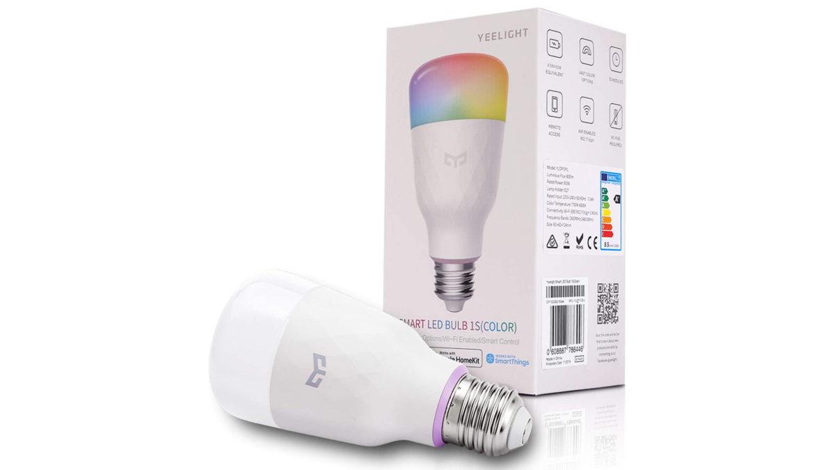 Yeelight Smart LED Bulb 1S