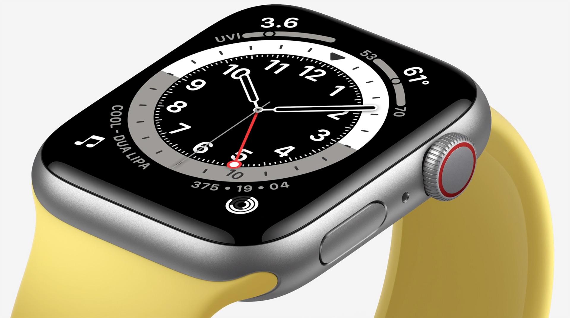 apple watch se alumium