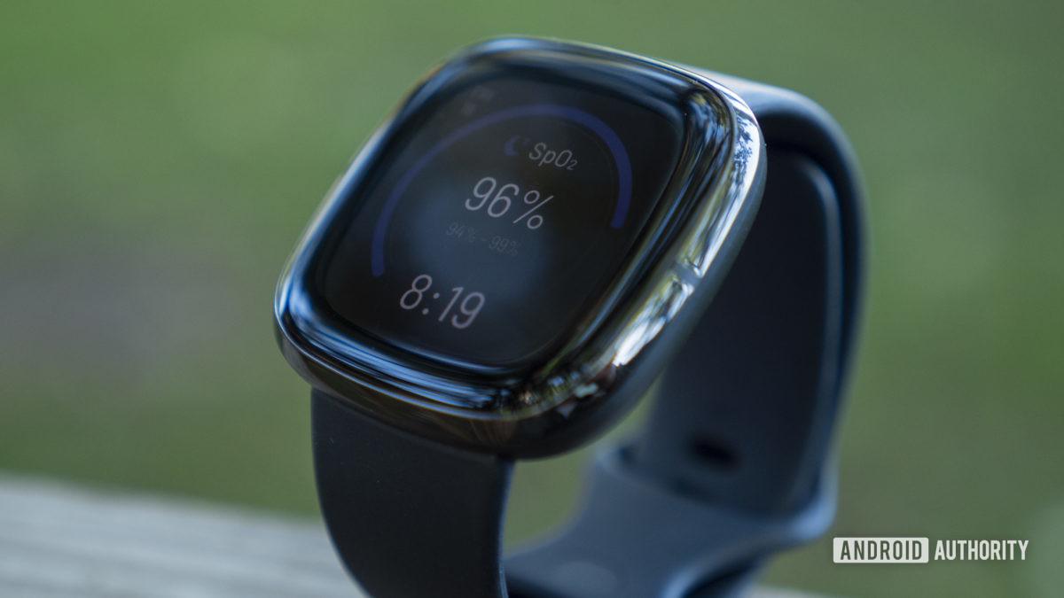 fitbit sense revisión diseño pantalla reloj cara 2