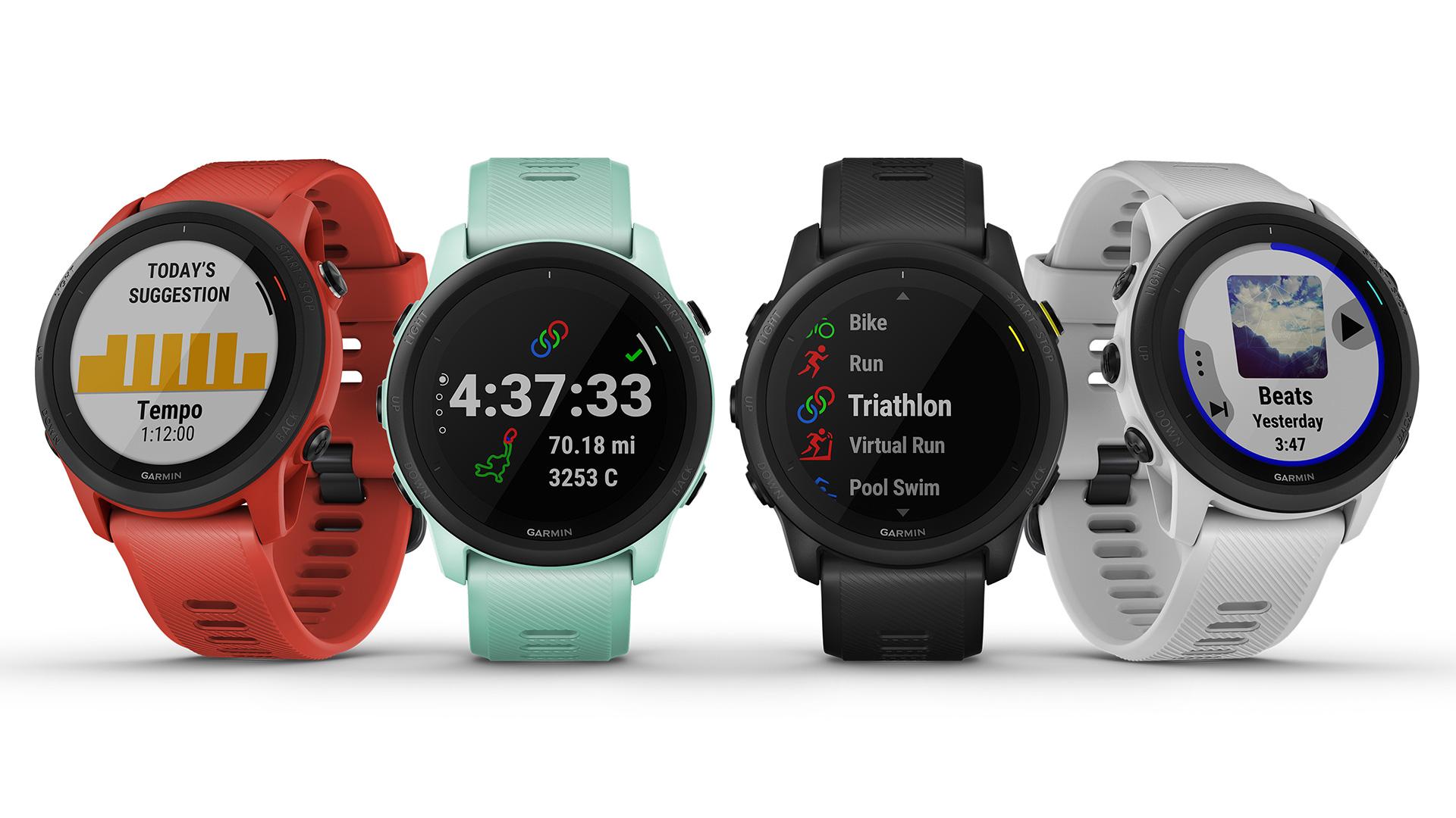 garmin forerunner 745 fitness watch