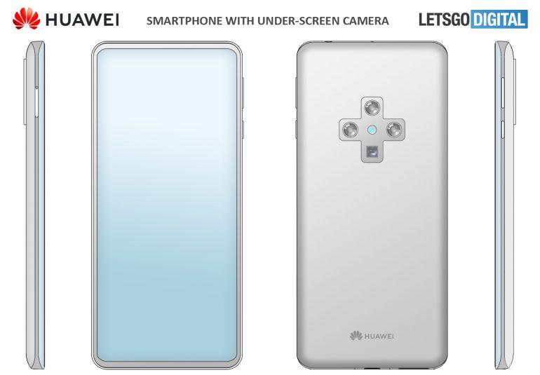 huawei d pad camera phone