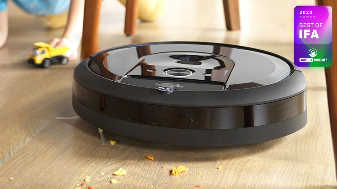 iRobot Genius Home Intelligence ifa 2020 award