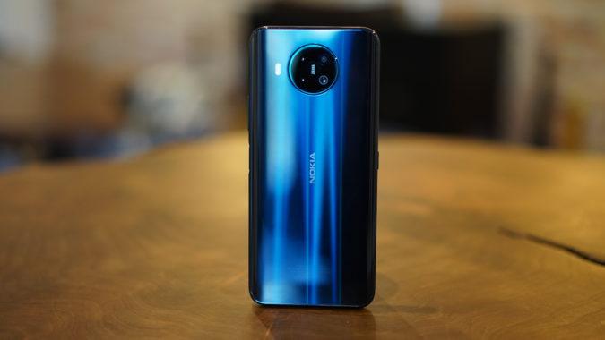 نوكيا تعمل على هاتف خماسي الكاميرات بشاشة 120 هيرتز.. إليك التفاصيل
