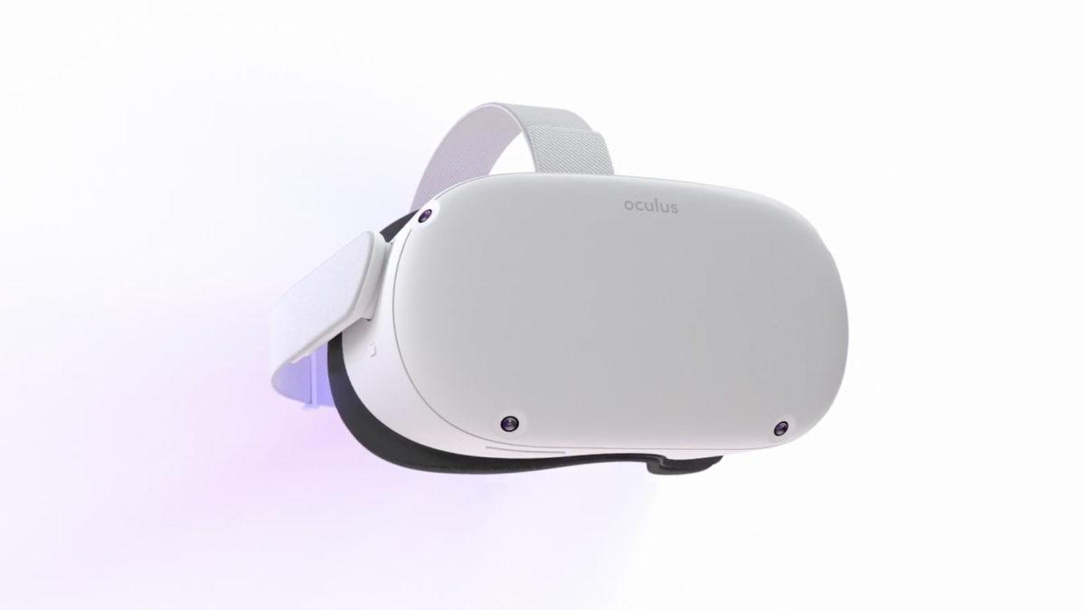 Oculus Quest 2. Photo credit: Oculus.
