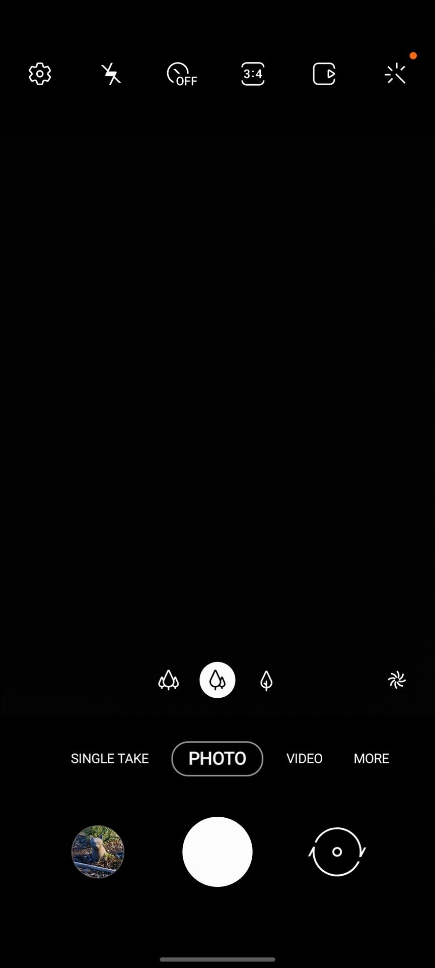 samsung galaxy note 20 screenshot camera app 1
