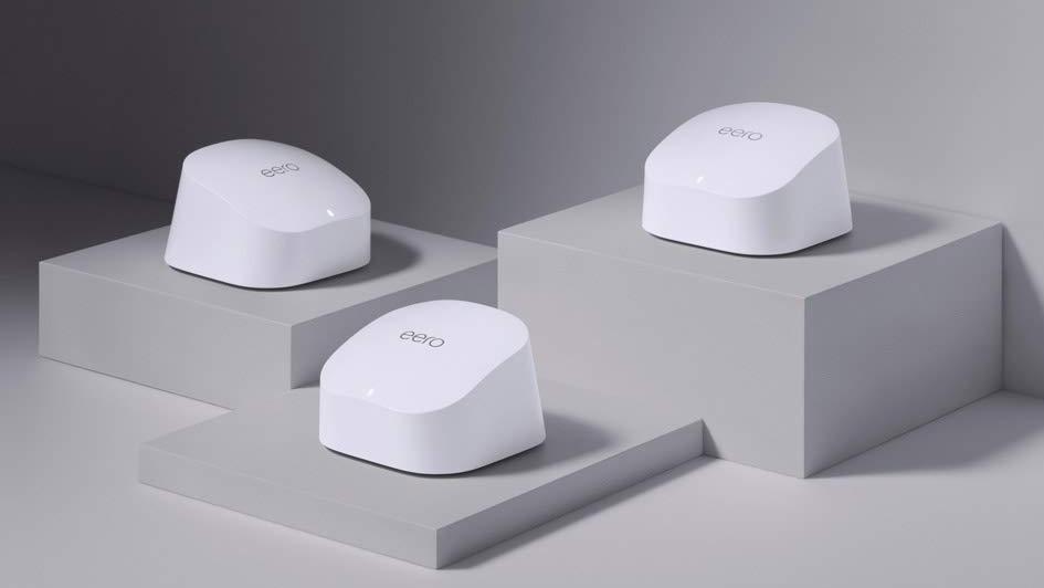 Amazon Eero 6 Wi Fi System