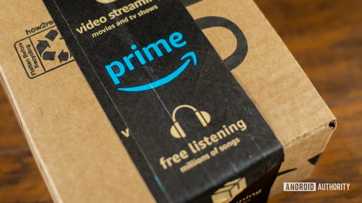 Amazon Prime Box 1