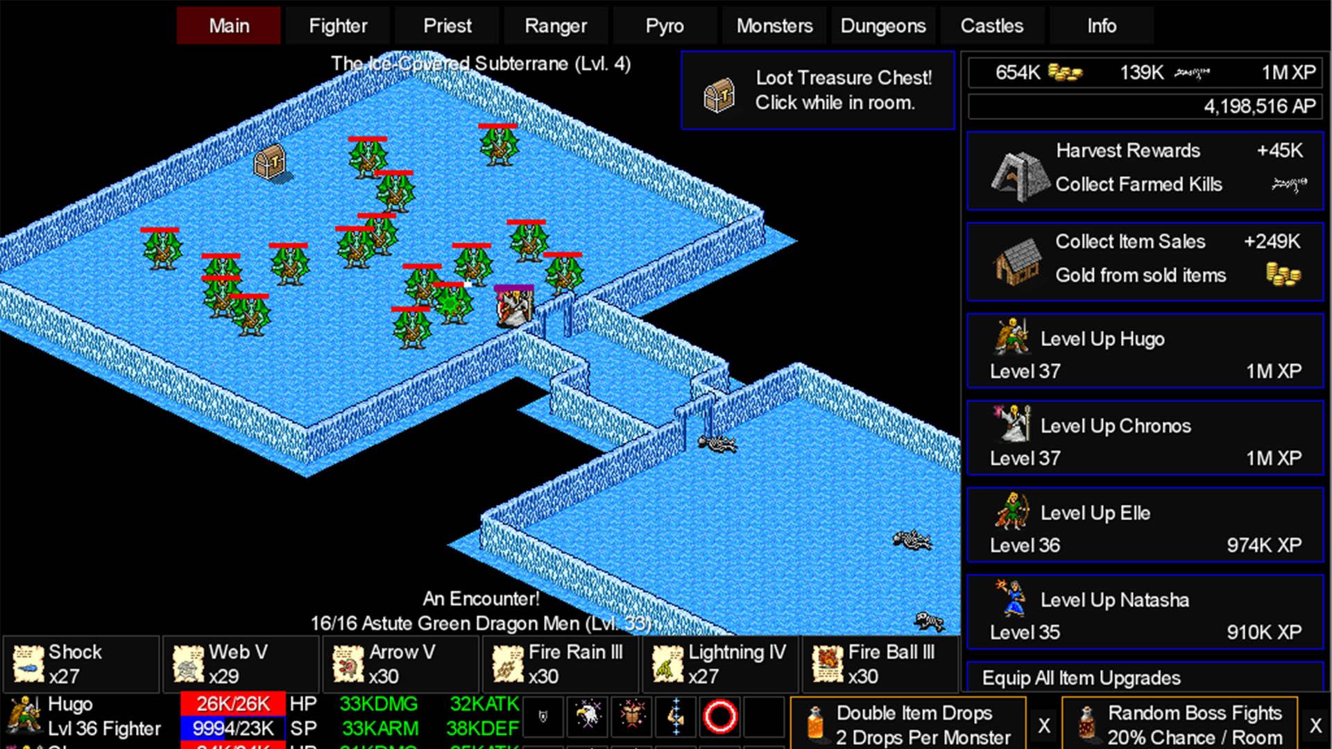 Clickpocalypse II screenshot 2021