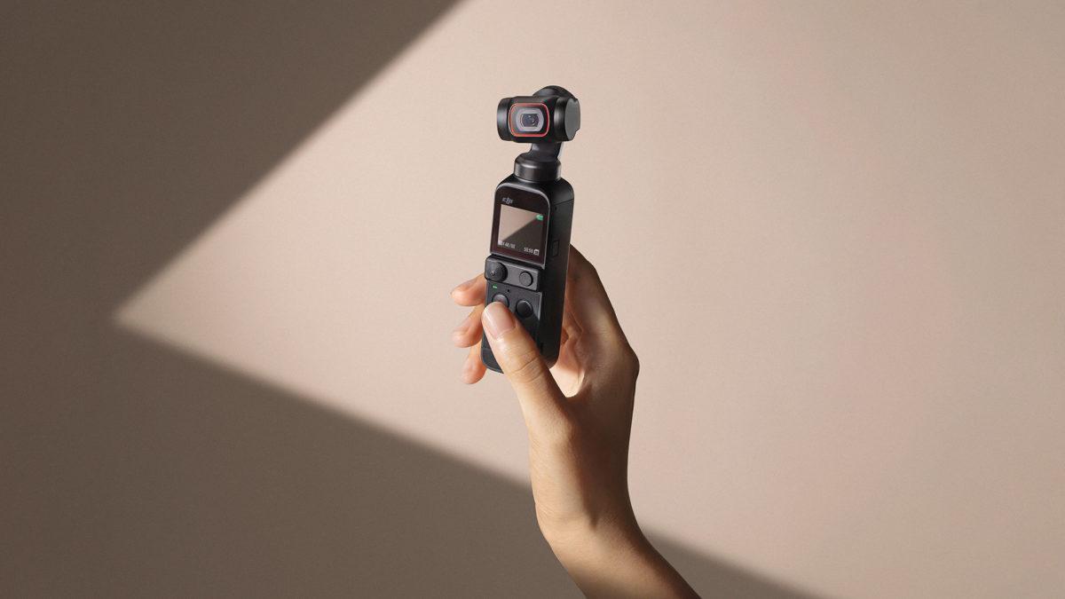 DJI Pocket 2 Promo Image