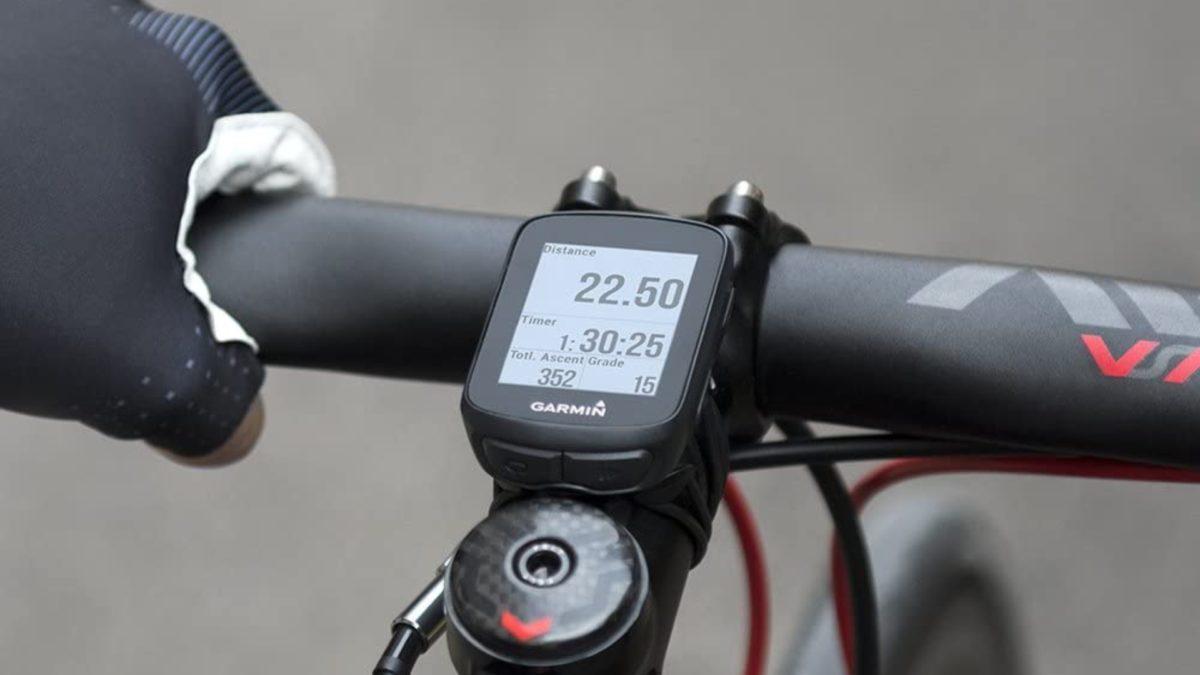 Garmin Bike GPS 1