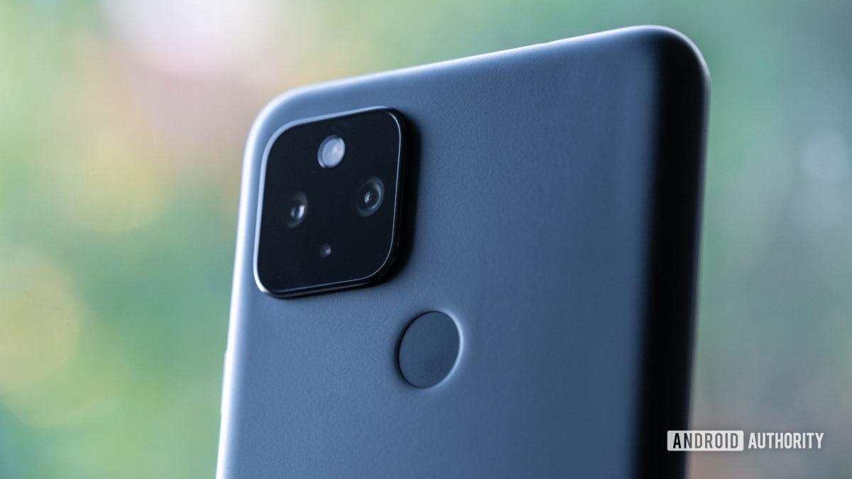 Google Pixel 4a 5G camera macro 3