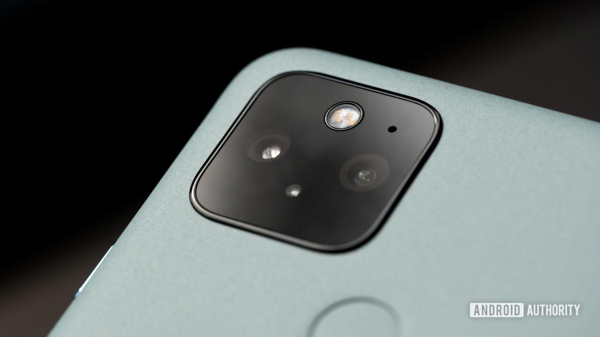 Google Pixel 5 camera macro 8