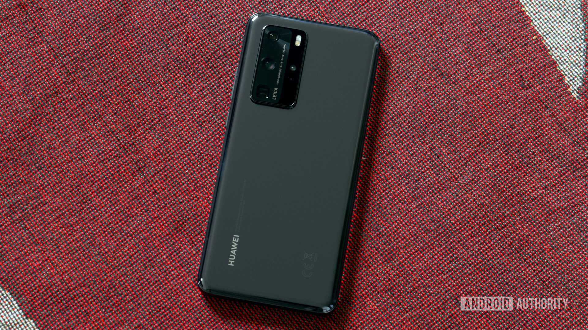 Huawei P40 P40 revisited back