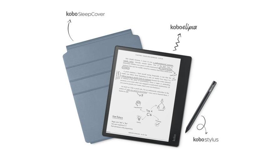 Kobo Elipsa Pack - The best e-readers