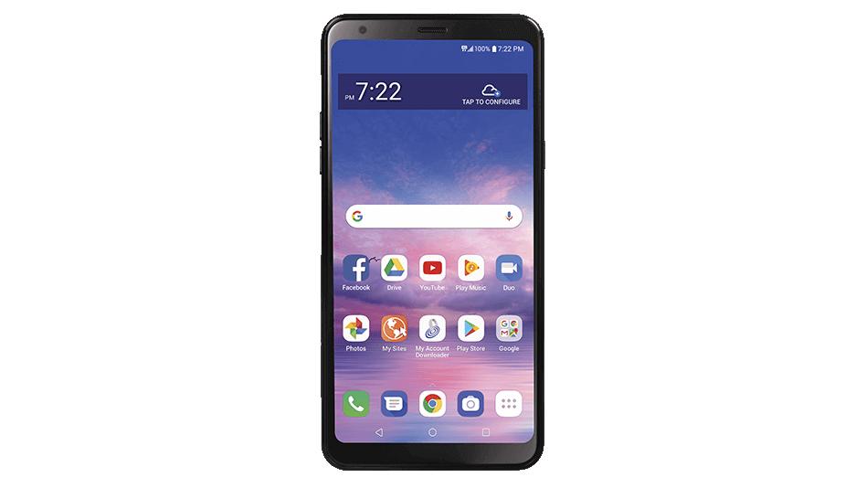 LG Stylo 5 LTE - Tracfone smartphones