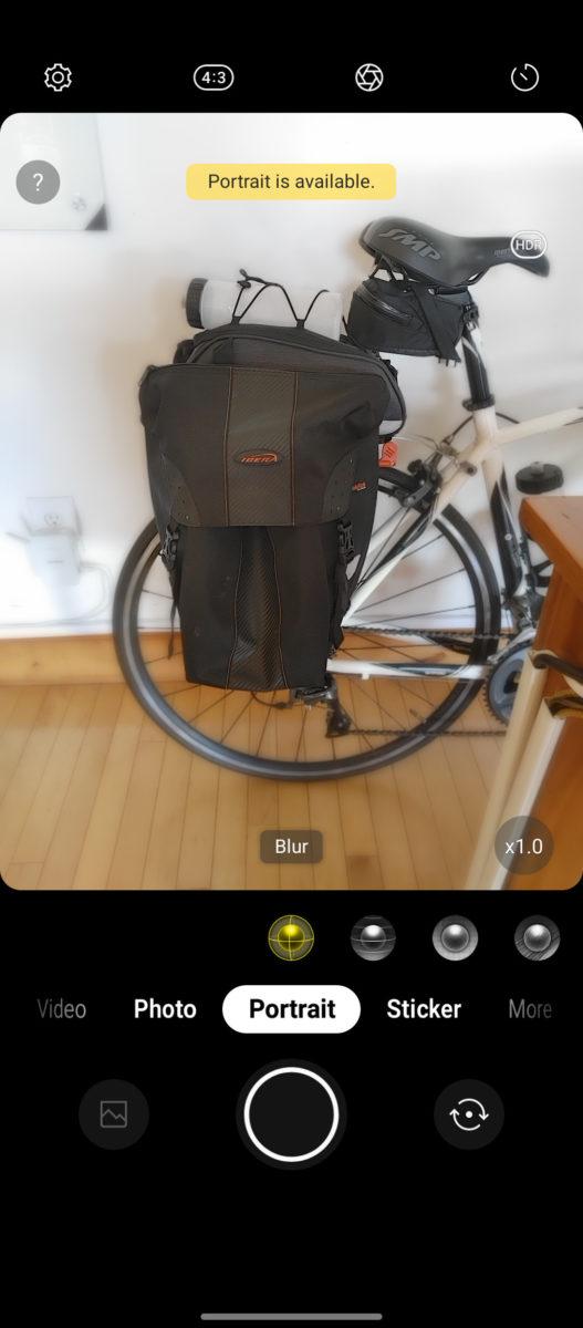 LG Wing Camera App Screenshots 2