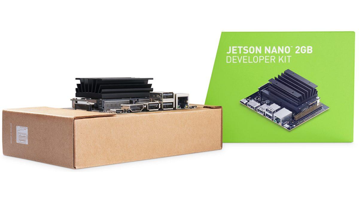 NVIDIA Jetson Nano 2GB Package