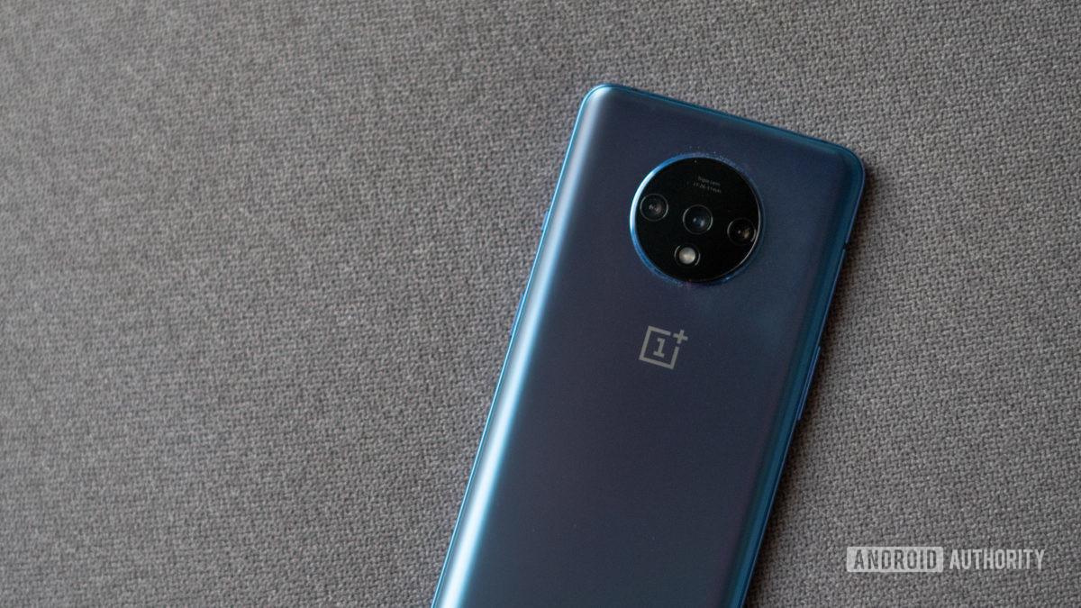 OnePlus 7T camera module