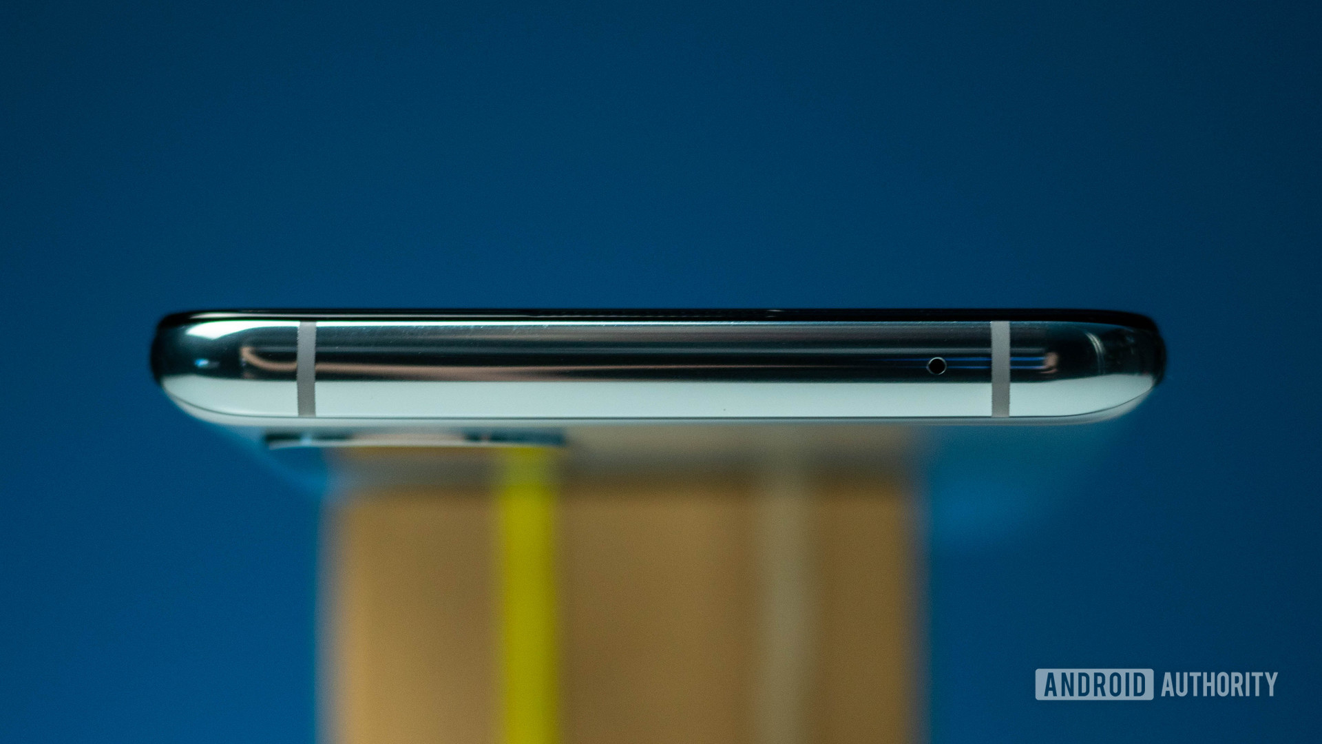 OnePlus 8T top view