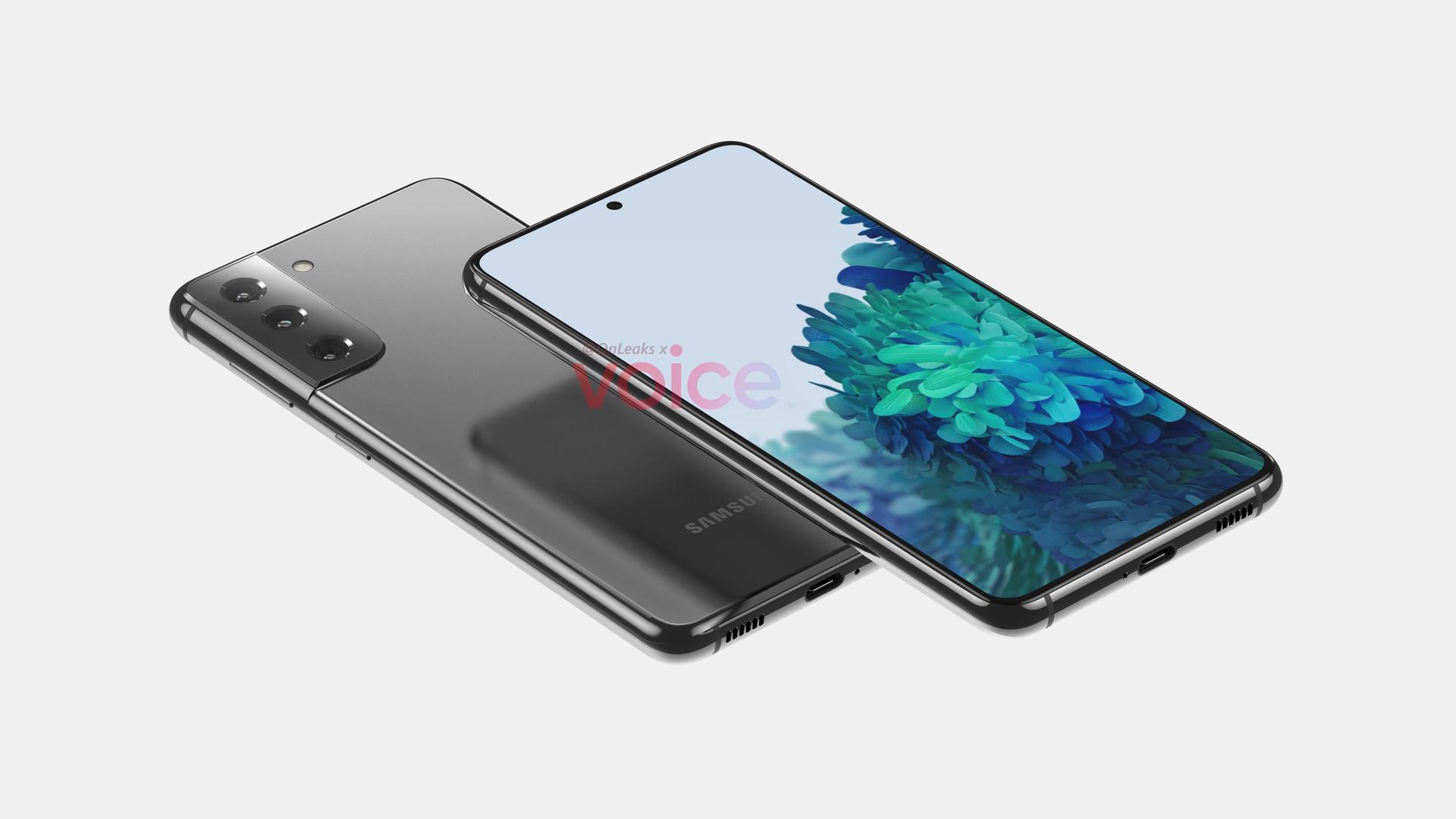 Samsung Galaxy S30 Leaked Render OnLeaks 2
