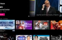 TVision UI TV LIVE