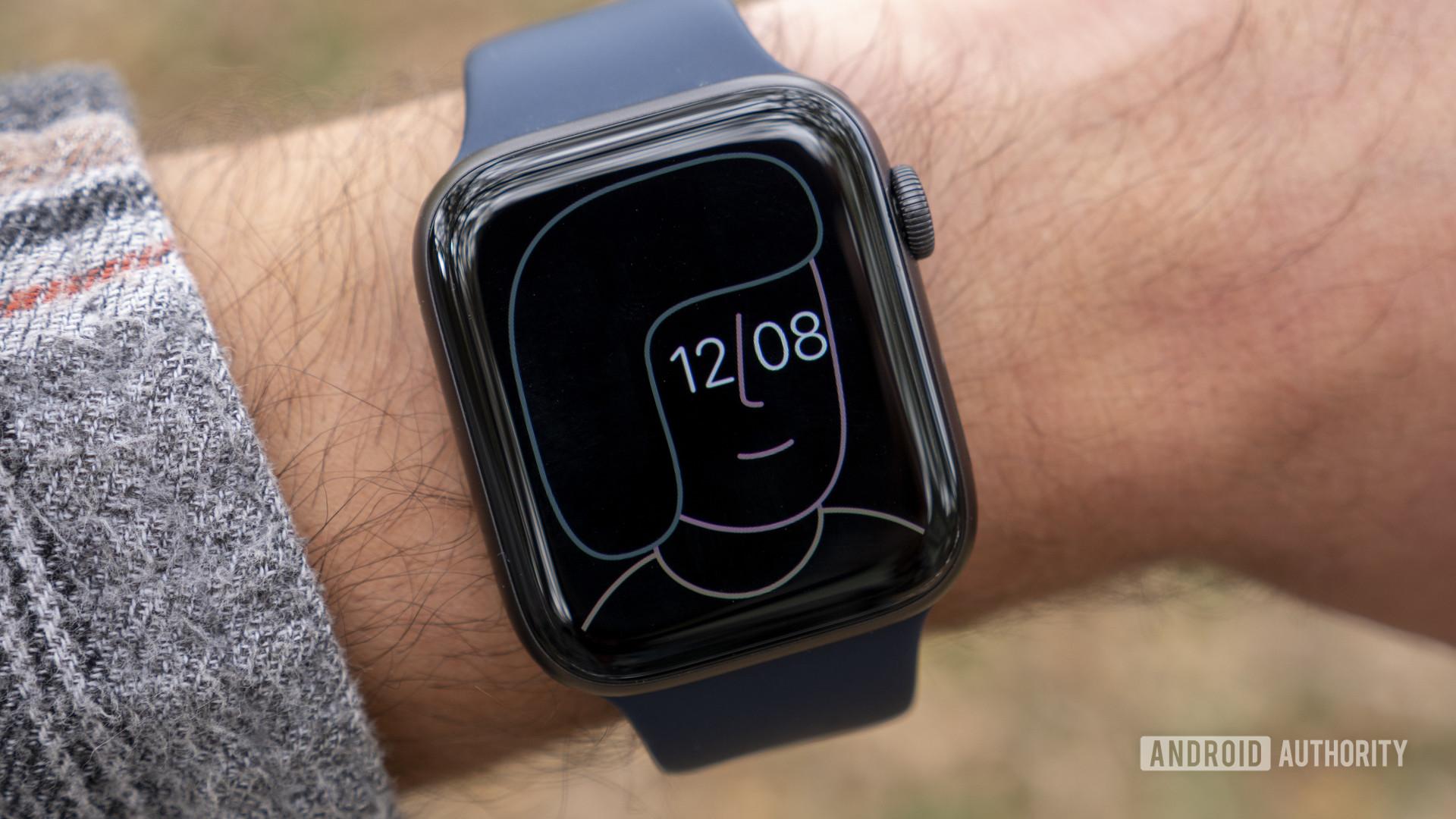 apple watch series 6 review always on display 2