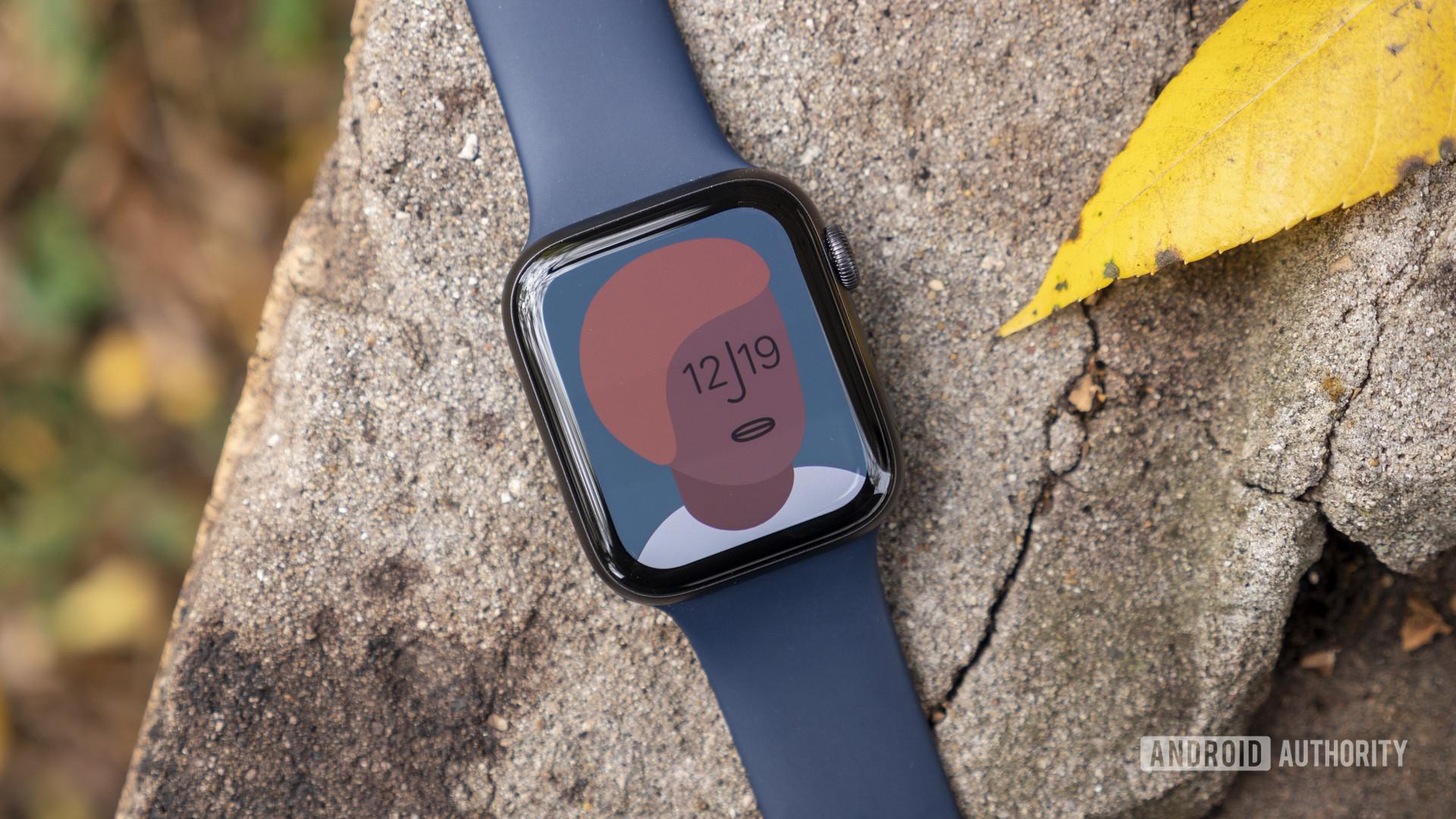 apple watch series 6 review artist watch face display 4