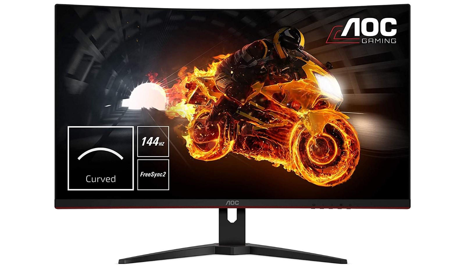 best monitors aoc c32g1