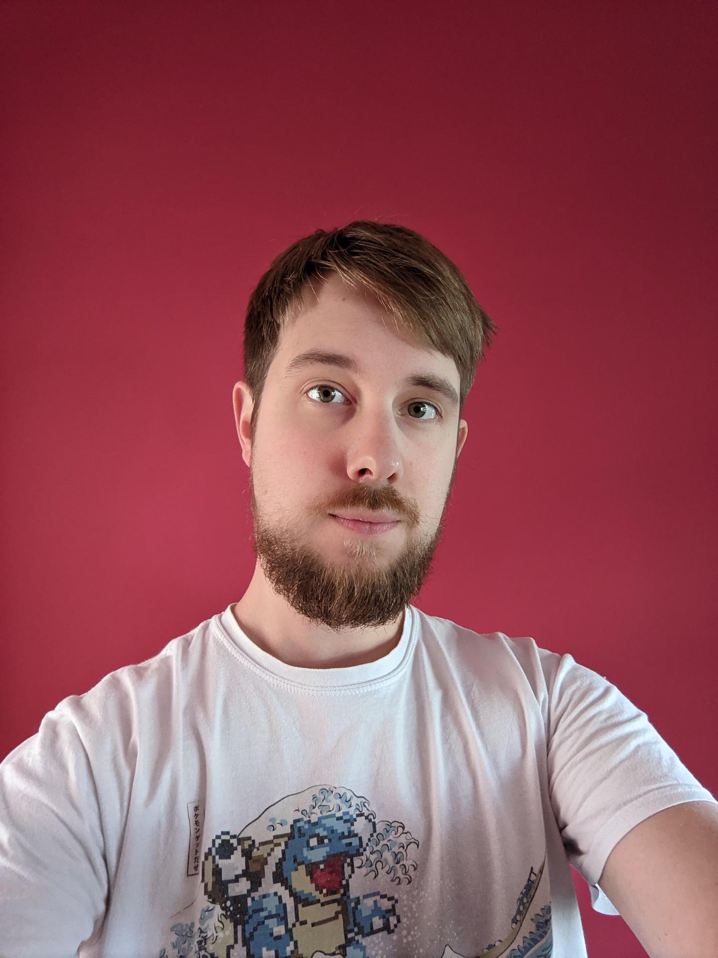 google pixel 4a 5g camera sample selfie