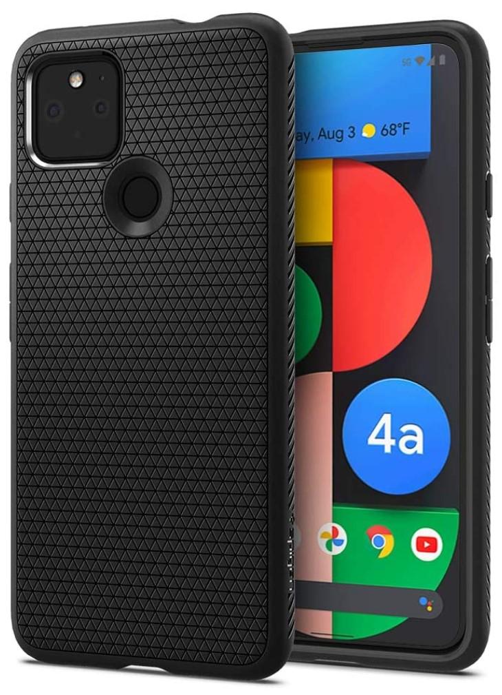 Google Pixel 4a 5g spigen liquid air armor