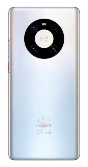 huawei mate 40 pro leak rear 1
