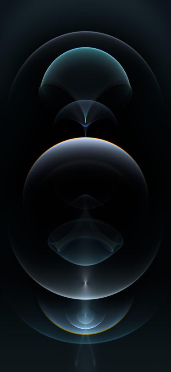 iPhone 12 Pro Dark Wallpaper 4
