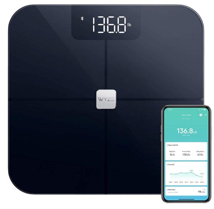 smart scale wyze scale