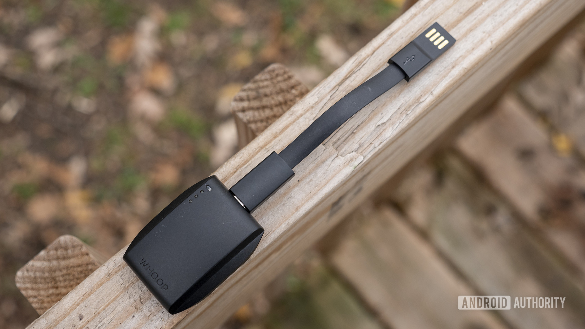 whoop strap 3.0 review charger with cable